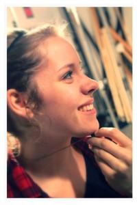 1st Assistant Director Cynthia Dryka portrait