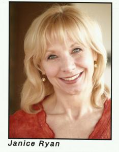 Janice Ryan Portrait