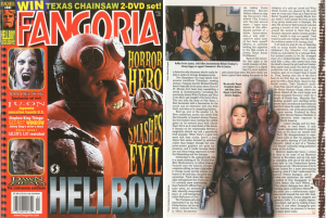 Featured in Fangoria